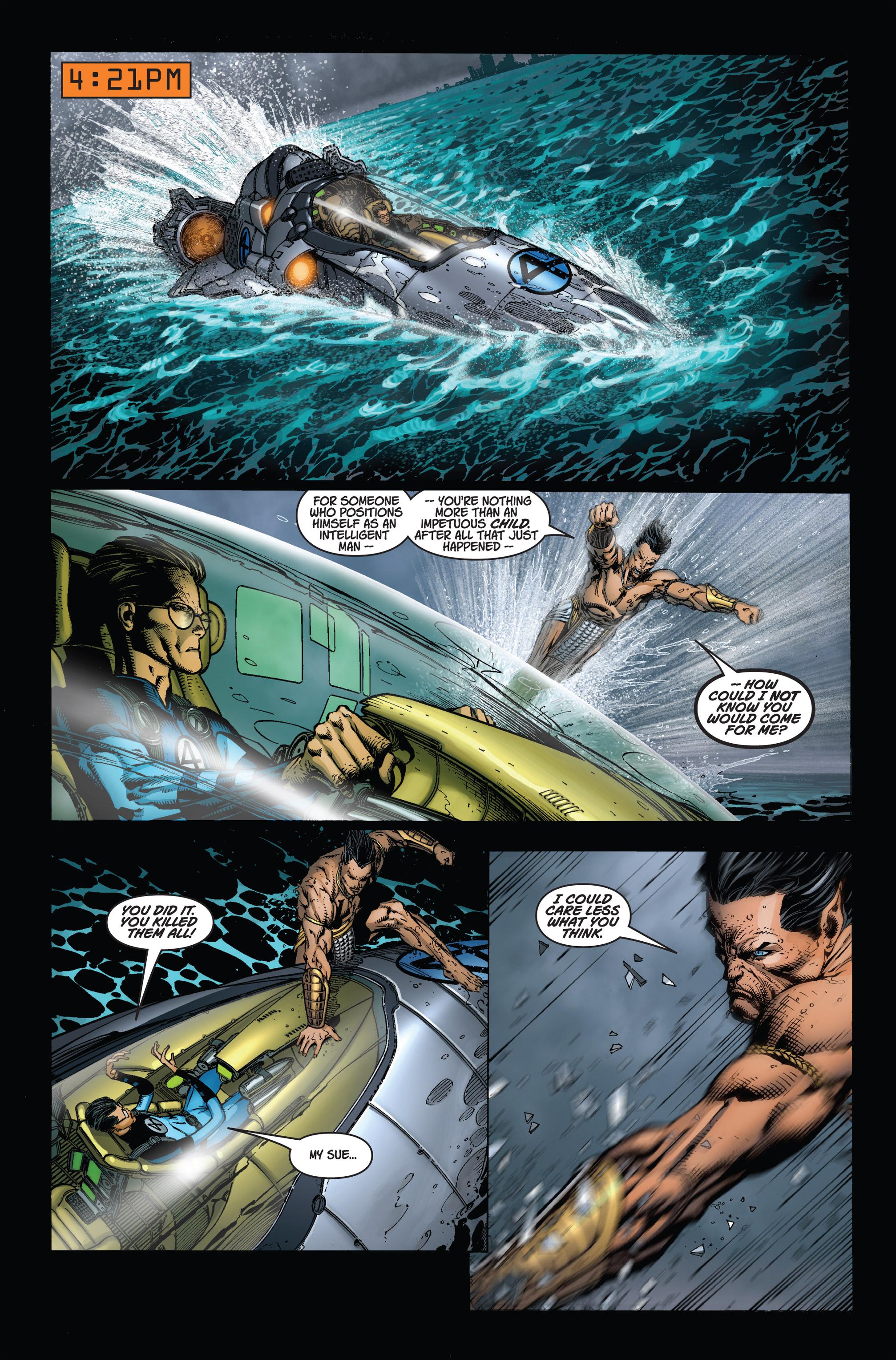Read online Ultimatum comic -  Issue # _TPB - 19