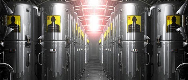 cryogénisation humaine