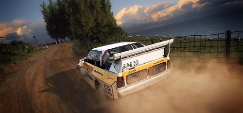 Dirt Rally 2.0 Gameplay