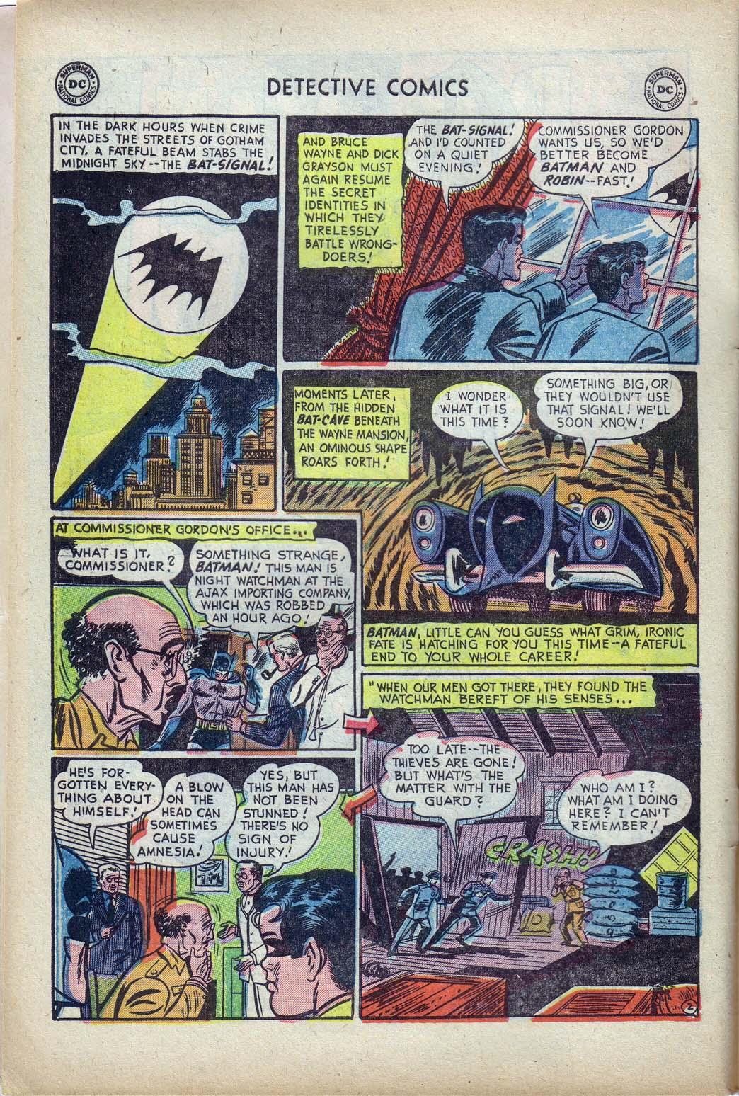 Read online Detective Comics (1937) comic -  Issue #190 - 4
