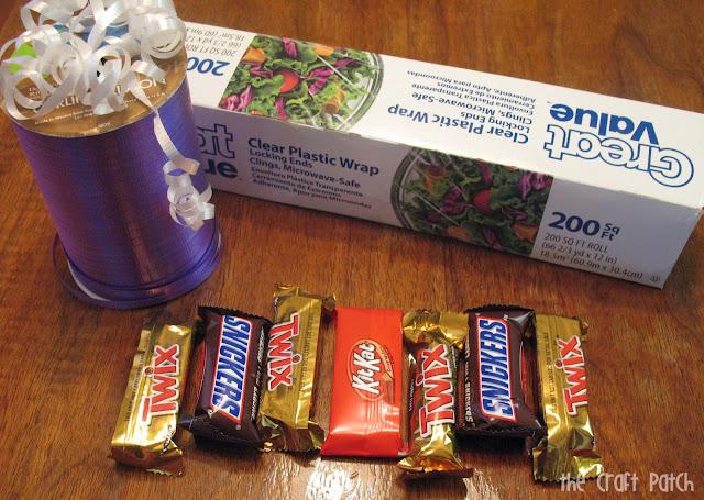 Candy Bar Lei