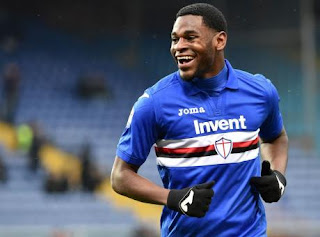 Duvan Zapata has become the first Atalanta player to score four goals in a single Serie A game since 1952.