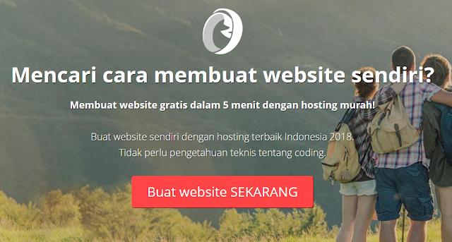 buat akun website gratis