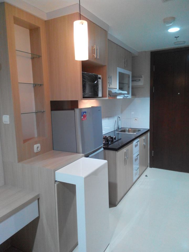 Cv tridaya interior desain interior jakarta untuk for Interior apartemen studio