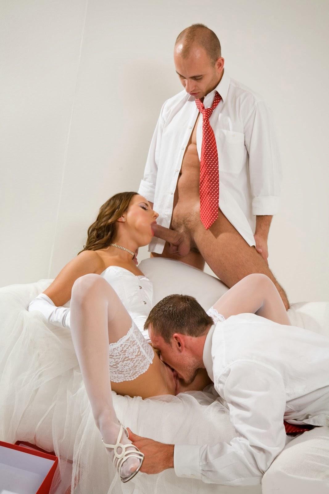 секс в брачному ночью - 12