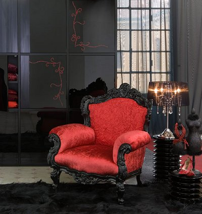decorating theme bedrooms maries manor gothic style bedroom decorating ideas gothic chic. Black Bedroom Furniture Sets. Home Design Ideas