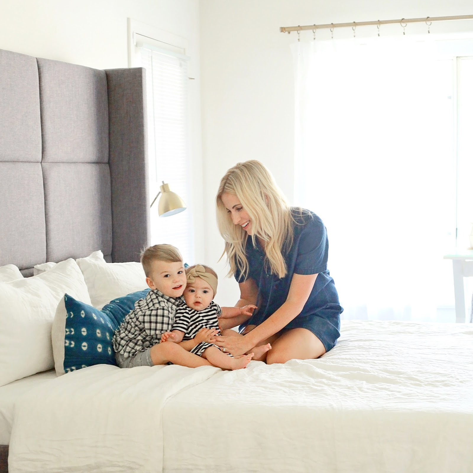 Master Bedroom Reveal Top Knot Mama