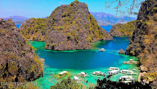 Come have a taste of Paradise - Coron Bay Philippines