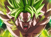 Dragon Ball Super Broly Puzzle