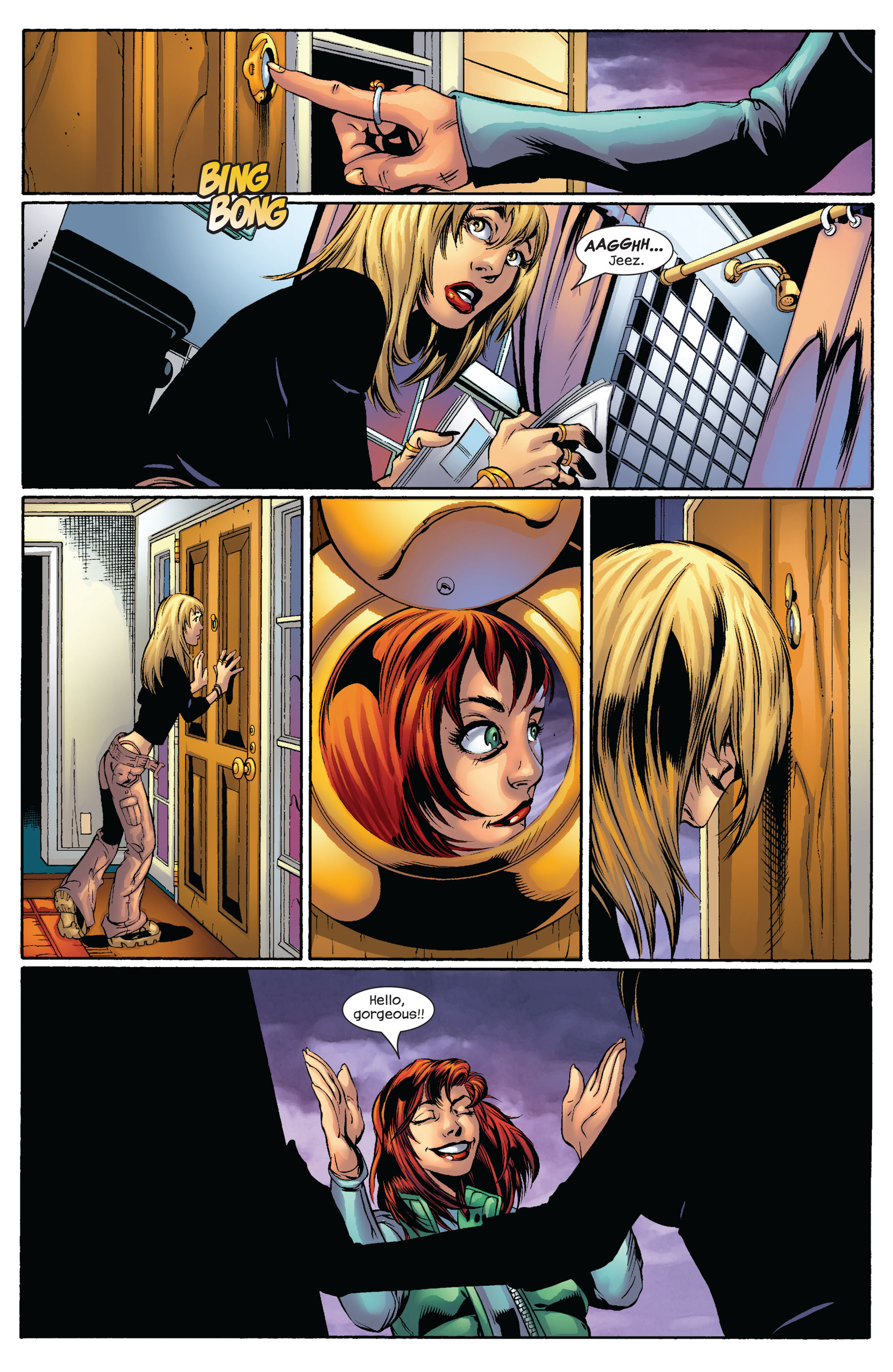 Read online Ultimate Spider-Man (2000) comic -  Issue #56 - 14