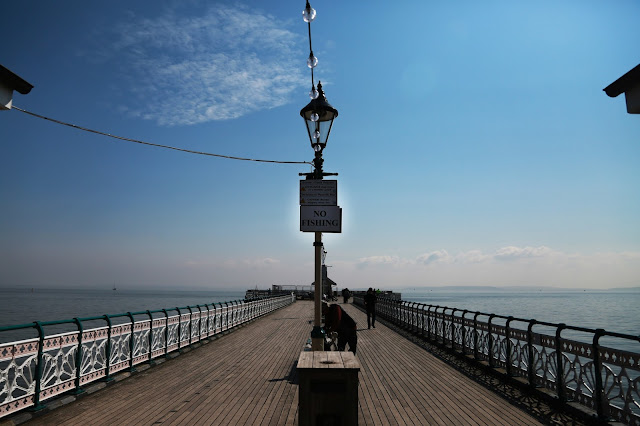 Travel blogger explores Penarth, a 40 minute train from Bristol and 10 minutes from Cardiff