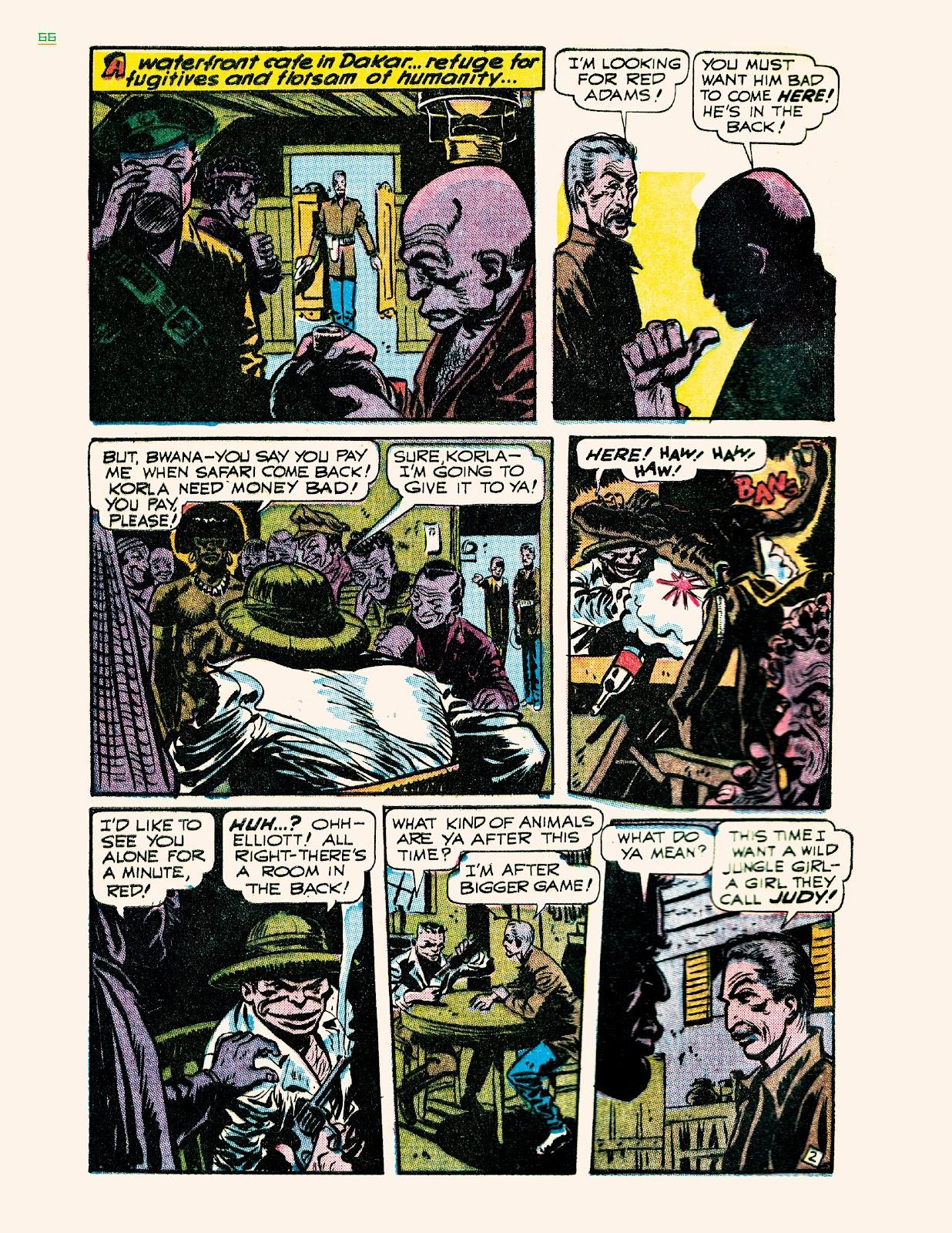 Read online Jungle Girls comic -  Issue # TPB (Part 1) - 66