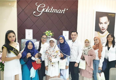 launching freya collections goldmart malang MOG