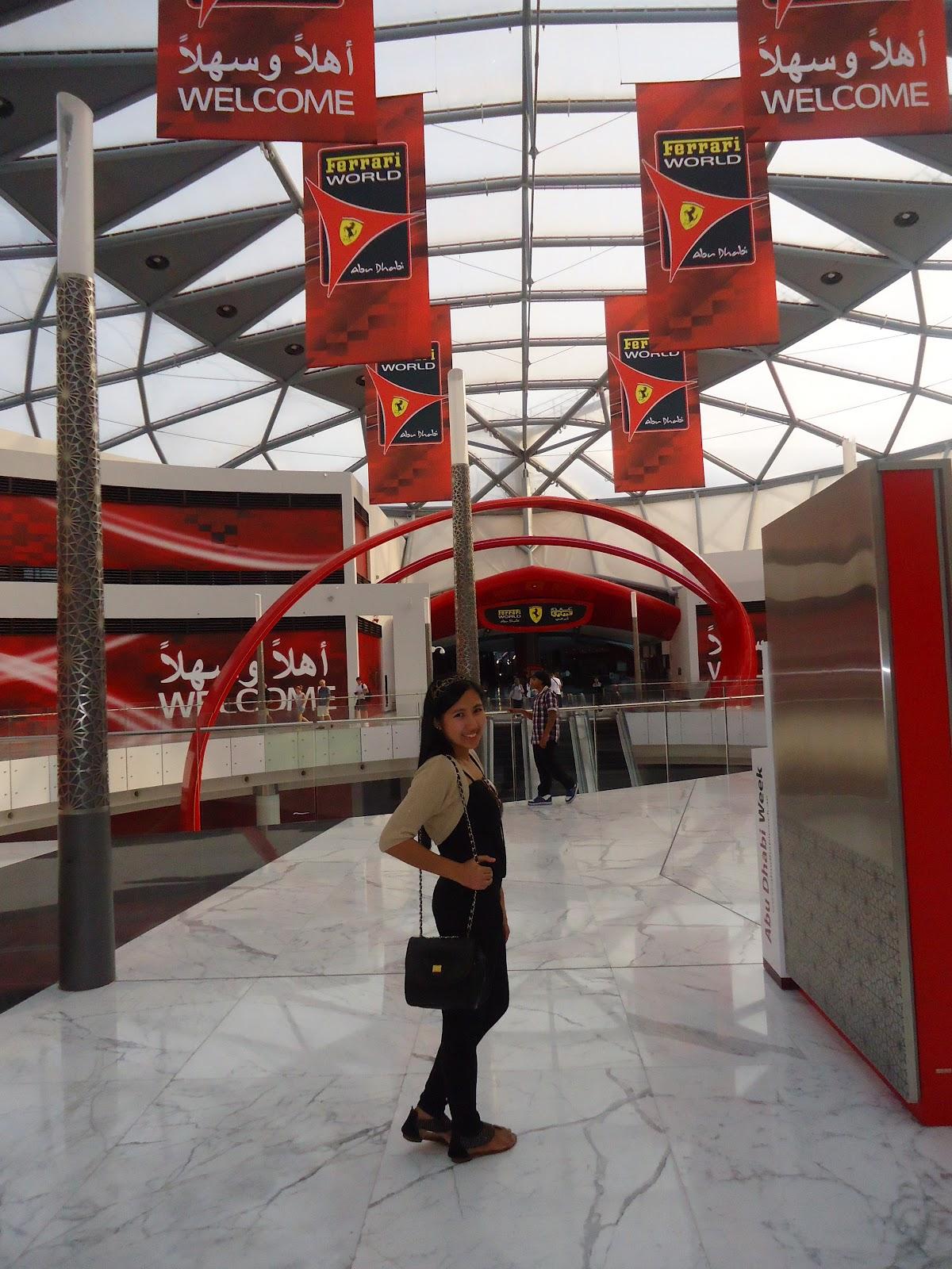 theme park ferrari dubai rules links and world abu dhabi sponsored facilities