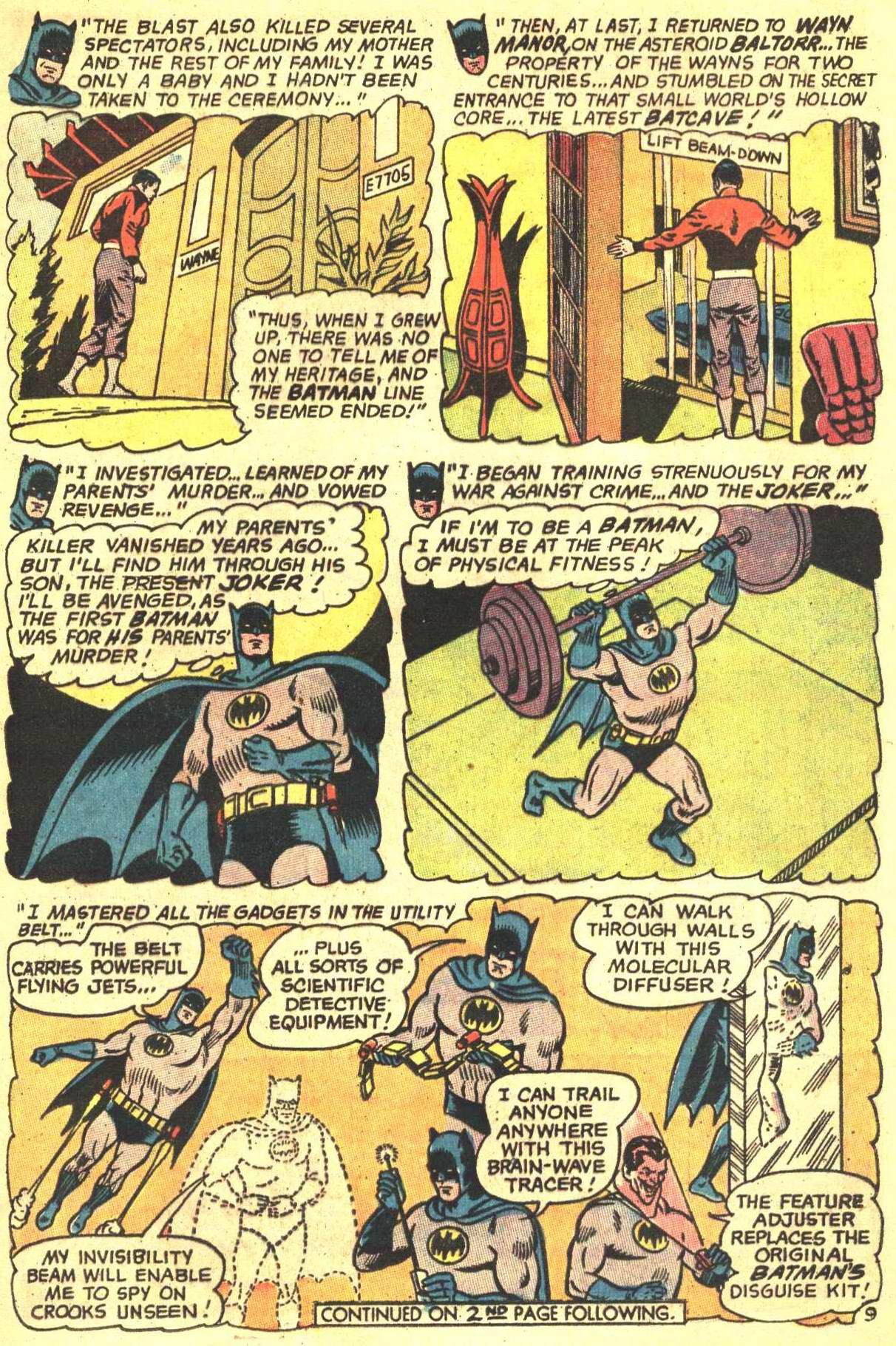 Read online World's Finest Comics comic -  Issue #166 - 13