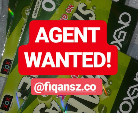 Agent ONEXOX wanted! (get RM25++ for every simcard sold!)