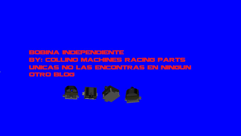 Hoy Fox Vw >> Collino Machines Racing Gta: Bobinas independientes