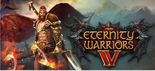 Download ETERNITY WARRIORS 4 Apk + Data Torrent