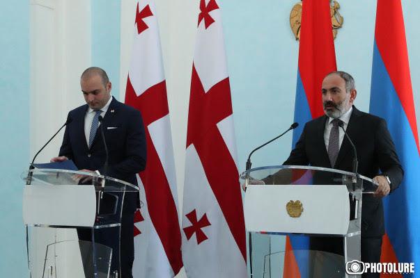 Armenia y Georgia se preparan para aumentar comercio bilateral