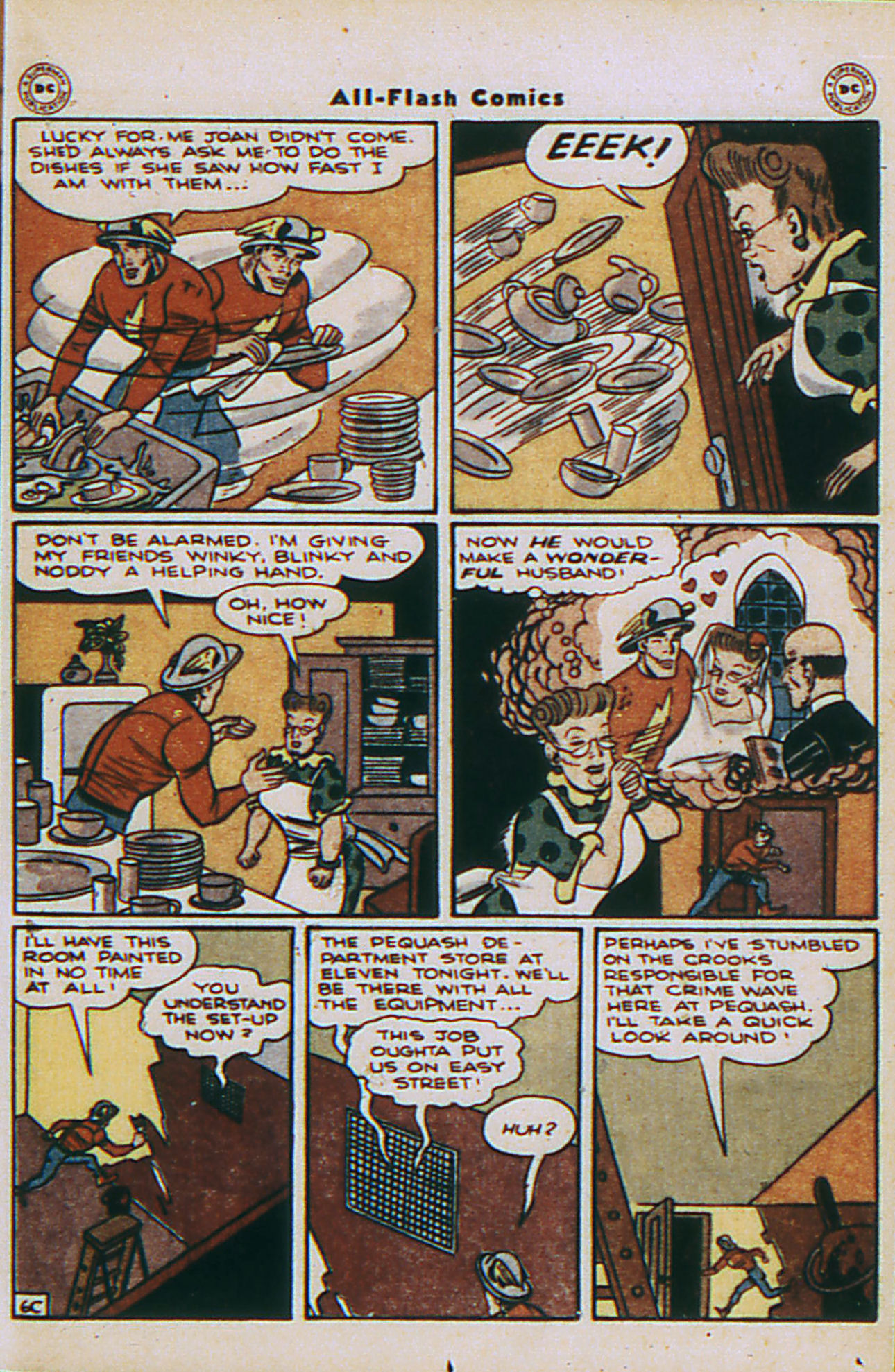 Read online All-Flash comic -  Issue #26 - 36
