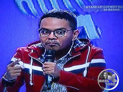 FOTO 1 : Coki Pardede Depok Stand Up Comedy Academy ( SUCA ) 2