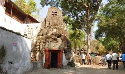 Zand Hanuman Mandir, Champaner-Pavagadh