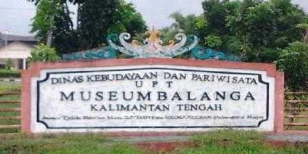 Museum Balanga museum balanga palangkaraya angker museum balanga palangkaraya