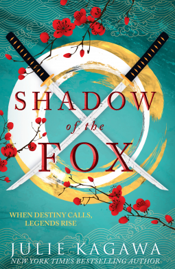 hadow of the Fox by Julie Kagawa