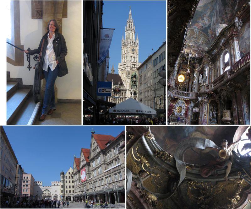 Lüneburg goes München Szenen einer Stadt