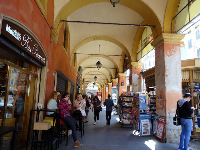 Modena Street Scens