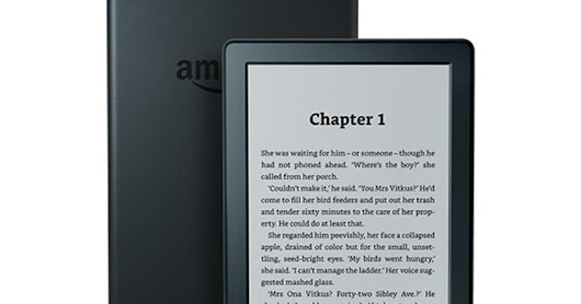 M181117003 AMAZON KINDLE SY69JL (DULL DISPLAY.) Repaired.