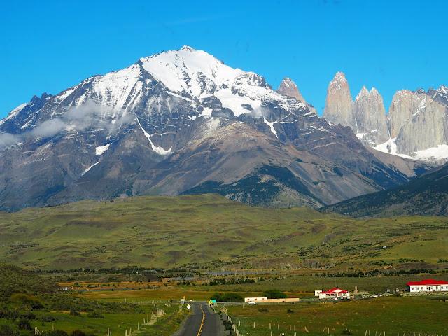 Aussicht Torres del Paine