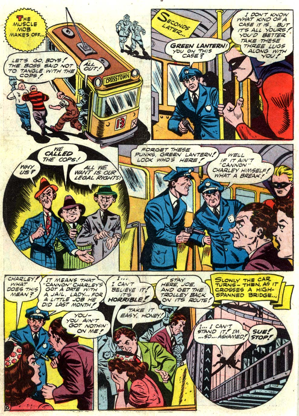 Read online All-American Comics (1939) comic -  Issue #55 - 10