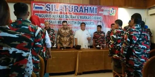 Dihadiri Deddy Mizwar, Laskar Merah Putih Alihkan Dukungan untuk Jokowi-Ma'ruf