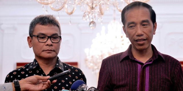Jokowi Didesak Bentuk Tim Kasus Novel, Ini Jawaban Istana