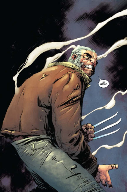 OLD MAN LOGAN 19