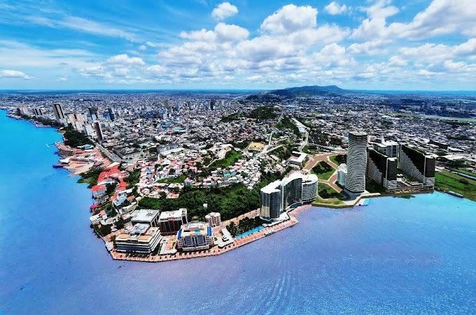 Guayaquil impulsa el crecimiento en sus alrededores