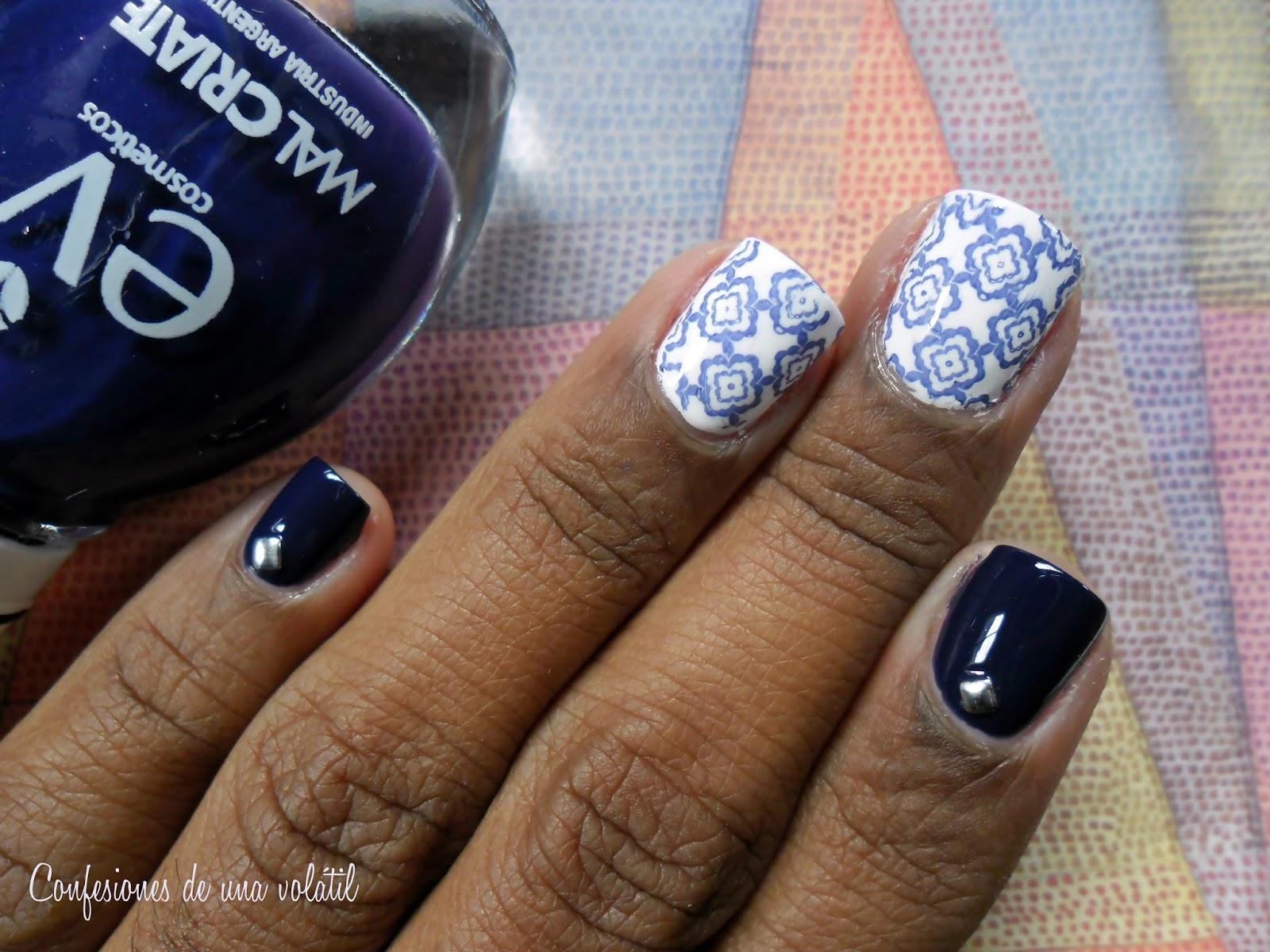 En las uñas: manicura inspirada con Lirio, de Esencia Vital ...