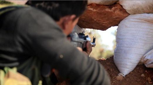 Syiah dan Komunis Berusaha Kepung Aleppo