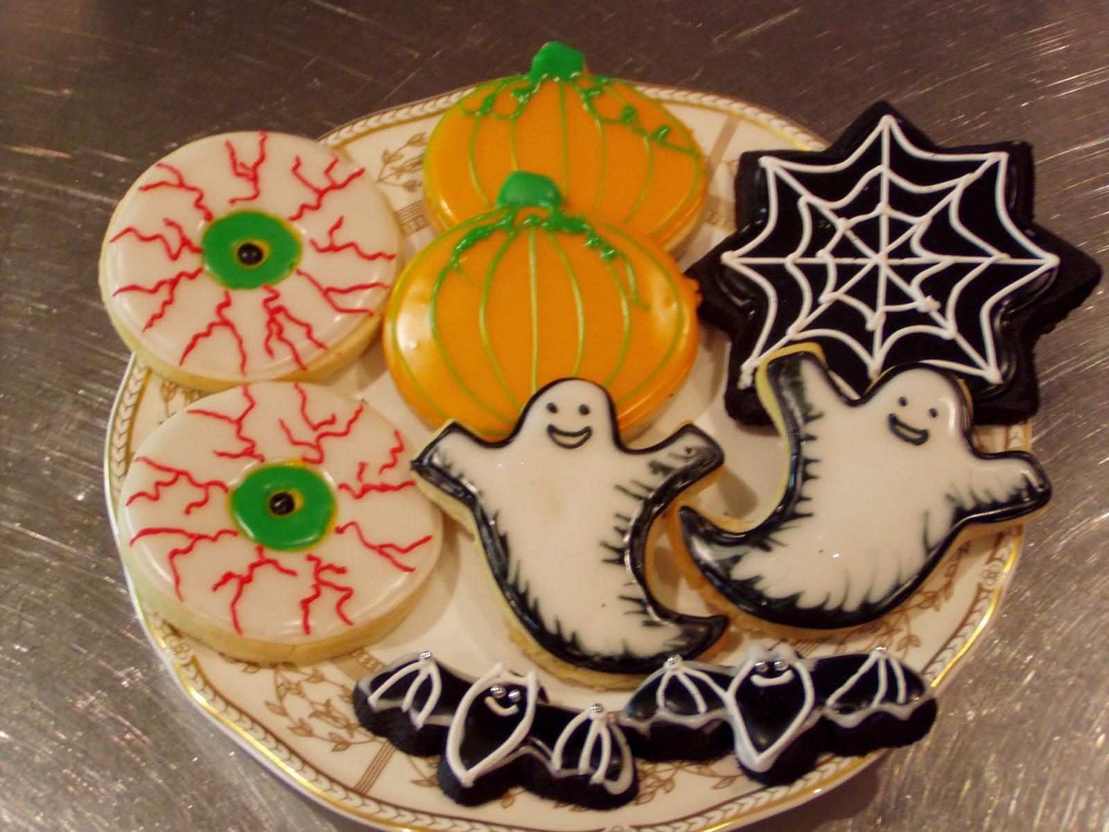 Healthiana Halloween Cookies For Kids
