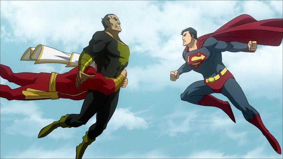 Superman Shazam The Return Of Black Adam Stream German