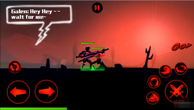 Download League of Stickman Mod Apk Terbaru