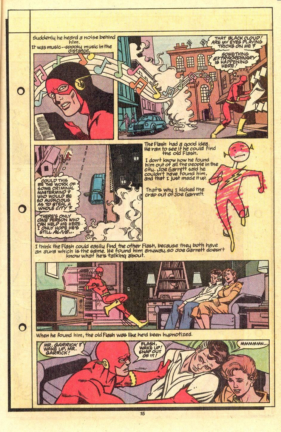 Read online Secret Origins (1986) comic -  Issue #50 - 17