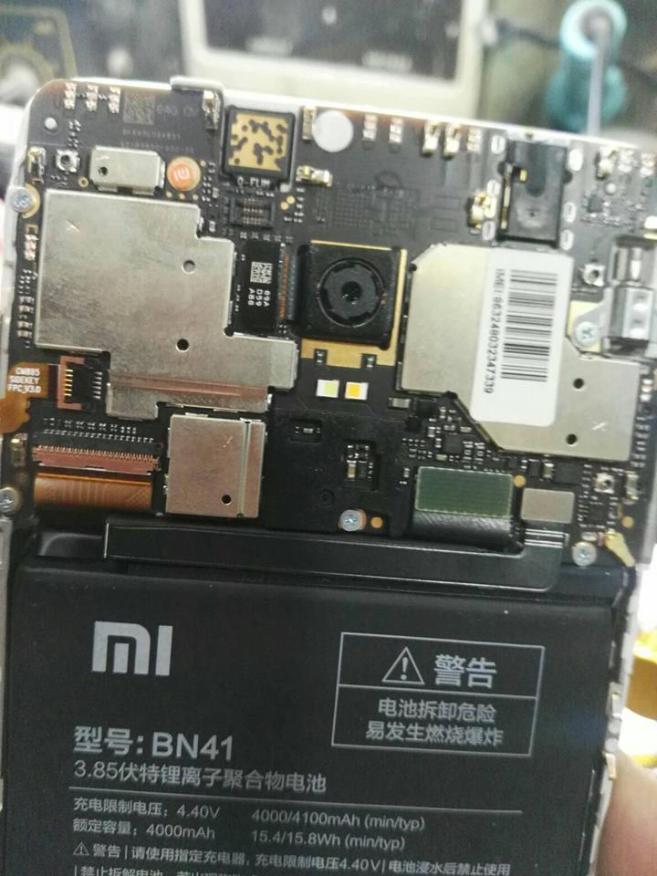 Redmi MI Note 4 MTK6797 6 0 32/64GB MI Account Disable