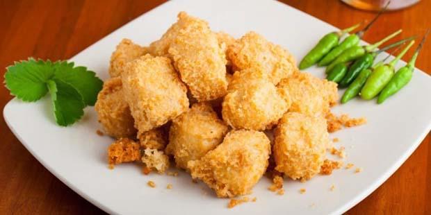 Resep Tahu Crispy Cemilan di Pagi Hari, Kriuk Renyah