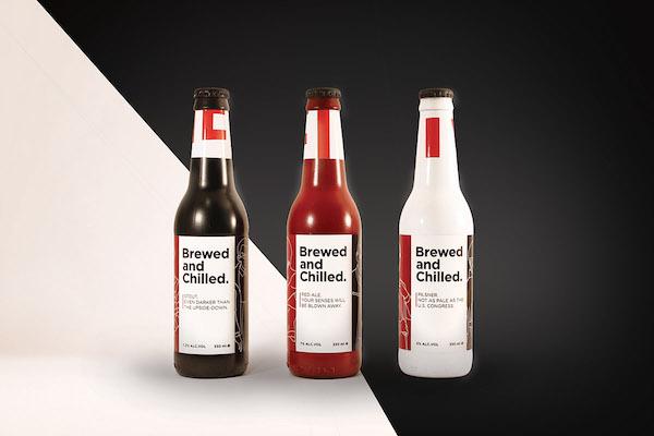 Netflix Beers, Diseños de cervezas inspirados en series de Netflix