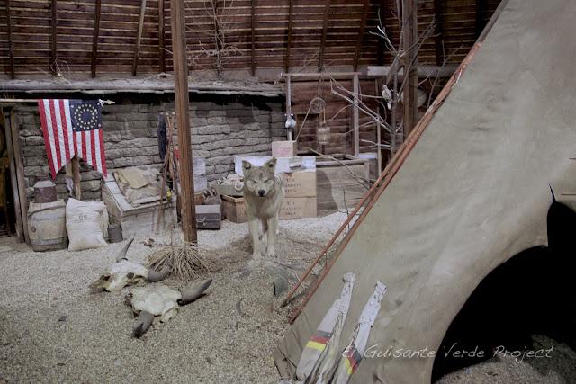 1880 Town - Dakota del Sur, Lobo 'Calcetines'