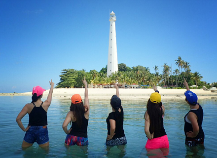 belitung holiday tour agent travel wisata belitung