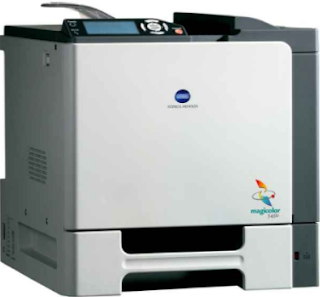 Konica Minolta 5450 is designed to deliver reliable color performance with a compact and efficient design