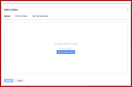 How to Insert Images, Videos and YouTube Videos in Blogger